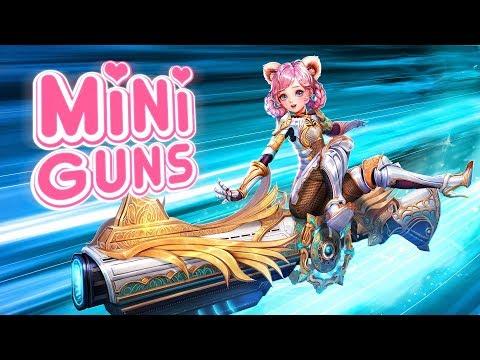 TERA: Miniguns Launch Trailer