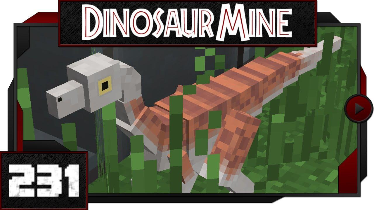 Jurassic Craft Velociraptor Echo | Jurassicraft Dinosaurs