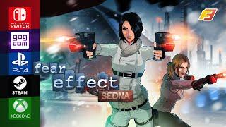 Fear Effect Sedna - Release Date Announcement Trailer