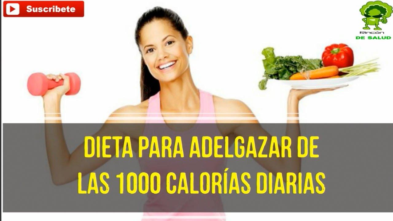 Dieta de mil doscientas calorias