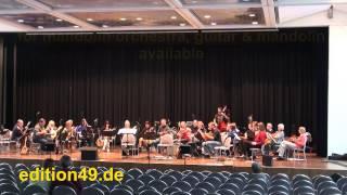Kikerpuu Dance Song Tantsulaul Mandolin Orchestra Estonia Eesti Mandoliinide Orkester