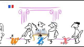 Was haben das Alphabet, Hunde und Inzucht gemein? | Karambolage | ARTE