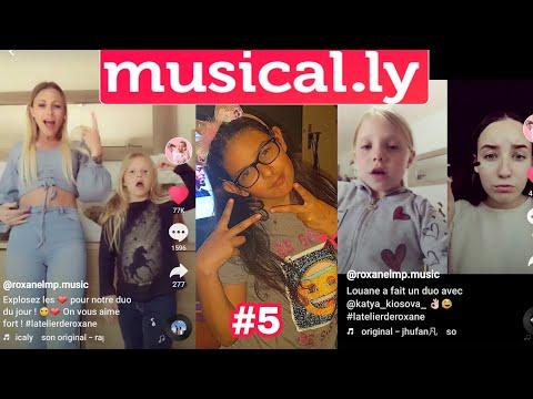 MUSICAL.LY L'ATELIER DE ROXANE #5