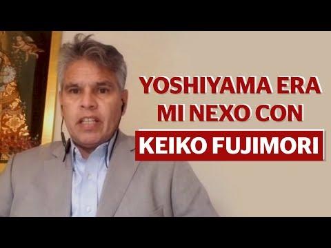 Confesiones de un aportante fujimorista: 'Jorge Yoshiyama era mi interacción directa con Keiko'