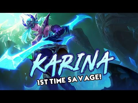 Masih Hero Yang Sama Yaitu Karina ... !!SAVAGE Lagi Donk