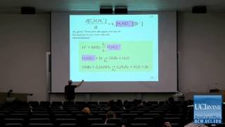 Thermodynamics and Chemical Dynamics 131C. Lecture 23: Lindemann-Hinshelwood Part I