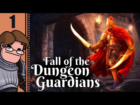 Let's Play The Fall of the Dungeon Guardians Part 1 - Jonesing For My Grimrock Fix