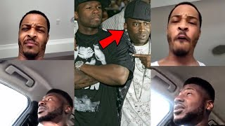 TI Homie Gets Confronted By 50 Cent Goon & TI Goes 0ff!?