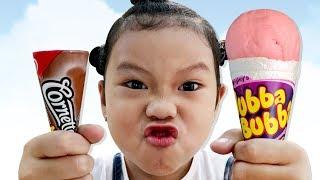 KEM HUBBA BUBBA -- 100% LÀ THẬT ❤Susi kids TV❤