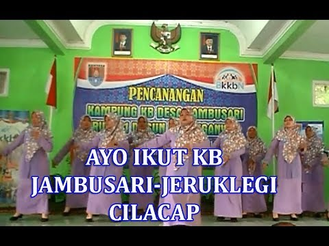 Ini sangat beda......Lagu AYO IKUT KB Versi Dangdut dalam rangka Pencanangan Kampung KB
