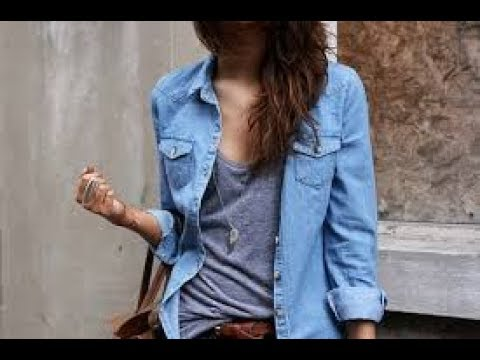 Easy Tips for Wearing Denim on Denim Without Looking Crazy