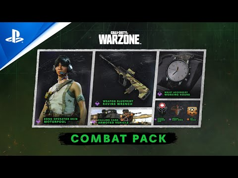 Call of Duty: Black Ops Cold War and Warzone – Season 6 Combat Pack Trailer   PS5, PS4