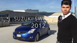 2012 SUZUKI SWIFT GLS Video