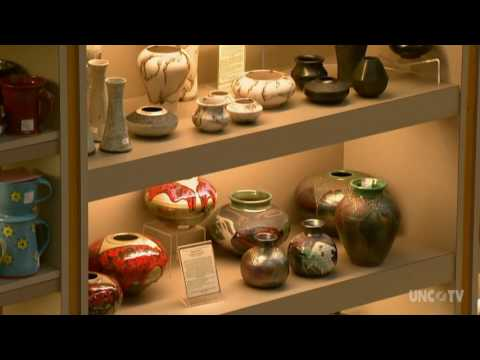 Southern Highland Craft Guild | Collecting Carolina | NC Weekend | UNC-TV