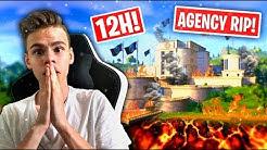 "🔴150€ Gewinnspiel !!! 💪 12 STUNDEN STREAM 🔥 KRASSES FORTNITE ""THE AGENCY""  LIVE-EVENT 🔥"