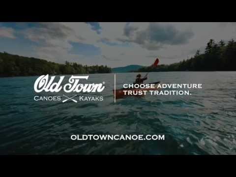 Old Town Canoes & Kayaks