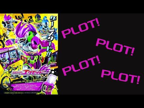 Kamen Rider Ex-Aid PLOT! Reviled!