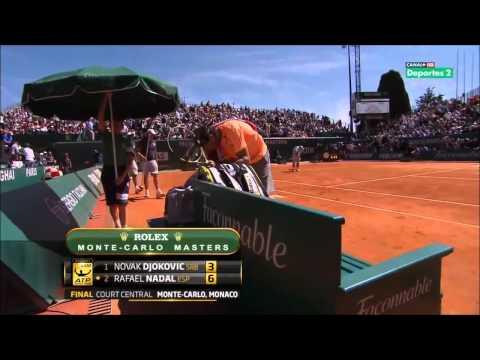 Finale ATP Montecarlo 2012 - Nadal vs Djokovic HD
