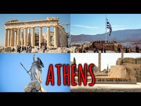 Athens, Greece - Our 4 day Travel Adventure