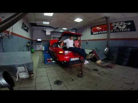 200SX S13 dyno CA18DET 271 hp
