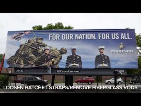Clear Channel Outdoor Billboard Install Mp3