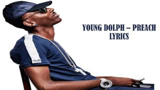 Young Dolph preach