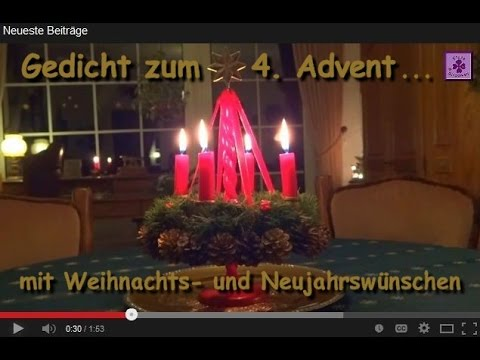 Bildergebnis für 4 Advent 2016 Video