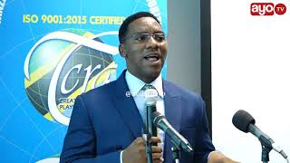 RC Makonda alivoshuhudia mfumo wa anwani za makazi na Postcode kutoka TCRA