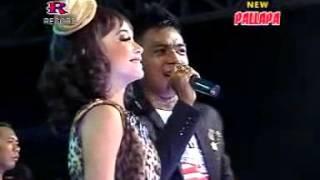 Biru Nya Cinta Tasya ft Gery New Pallapa Live Sawo Cangkring Wonoayu 2015