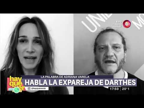 Las palabras de la ex de Juan Darthés