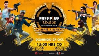 FREE FIRE LEAGUE -FINAL - LAN