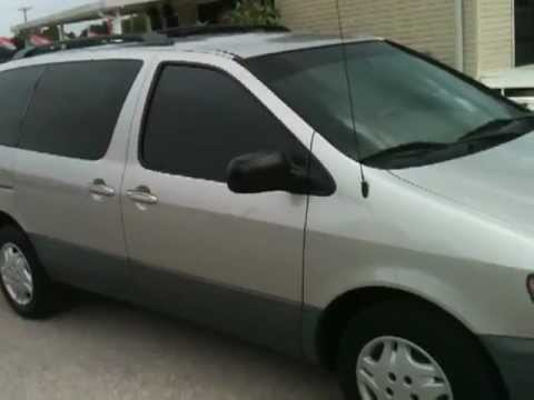 2003 Toyota Sienna Ce View Our Current Inventory At