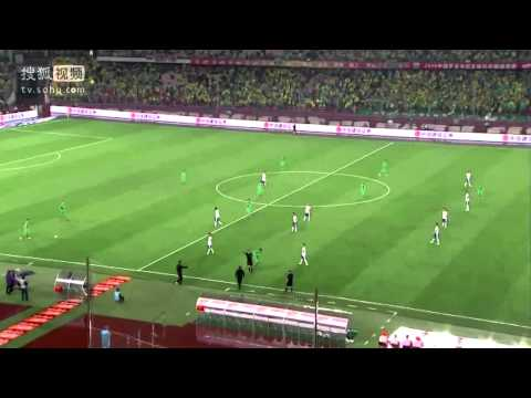 Beijing Guo'an vs Shijiazhuang Yongchang 3-1 | That's Online