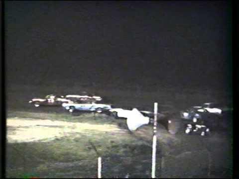 7/8/89 Bomber feature race at Thunderbird Raceway