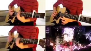 tokyo ghoul guitar cover opening
