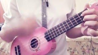 Tình yêu màu nắng-ukulele cover