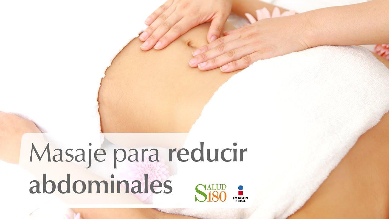 automasajes para reducir cintura y abdomen