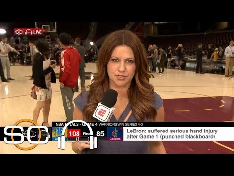 Rachel Nichols on what will factor into LeBron James' freeagent decision  SC with SVP  ESPN