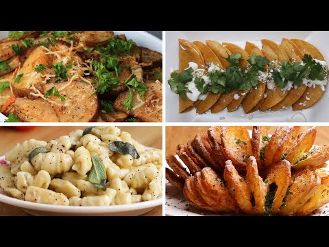 6 Delicious Potato Recipes • Tasty