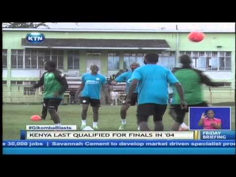 Musa Otieno insist that Kenya will roll over Comoros Islands in cup of nation qualifier