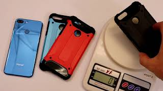 Galaxy S9+ Bumper RhinoShield, S7 Edge Cover Ultra-slim, Huawei P Smart Custodia Rugged
