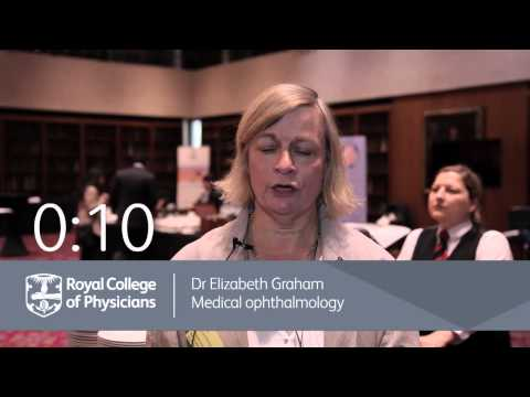 Medical ophthalmology -- Describe your specialty 30 sec challenge