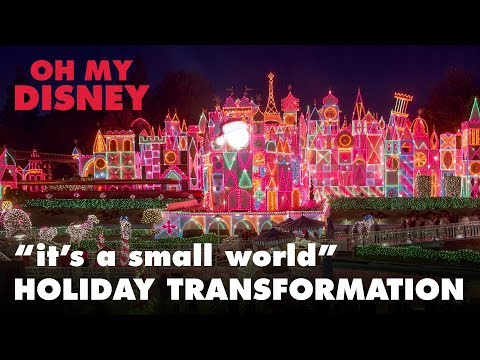 Kramer - Transformation Of It's A Small World Is Amazing!