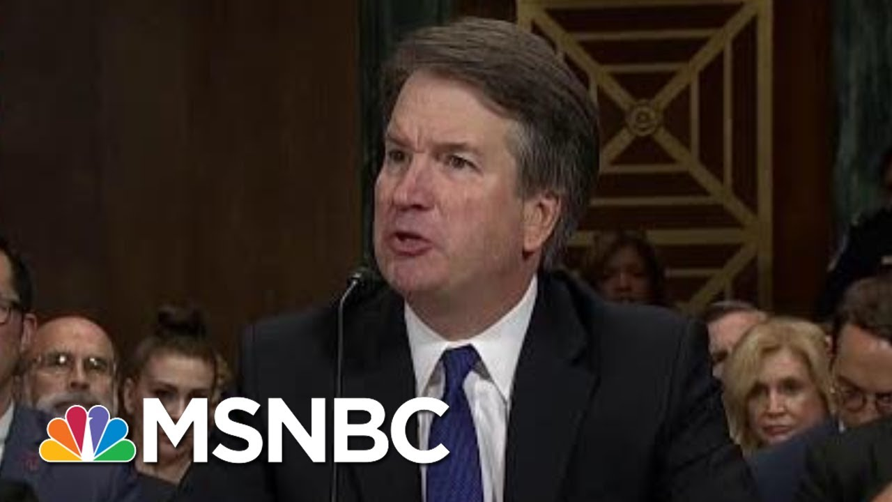Image result for brett kavanaugh angry you tube