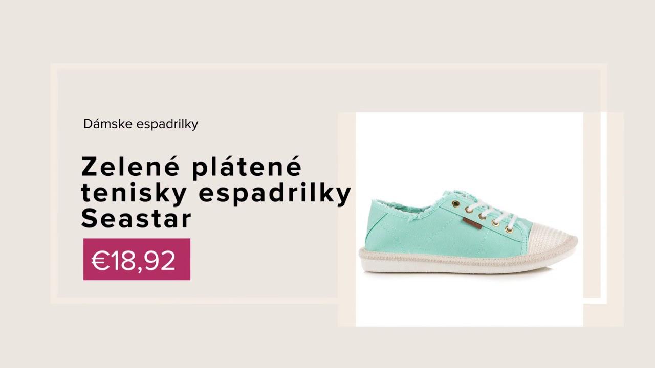 e905dc1d45 NAJ.SK - Nové topánky z jarnej kolekcie - YouTube