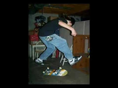 Lucas Moore Skateboarding 2008