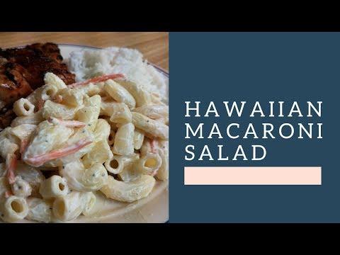 Hawaiian-style Macaroni Salad
