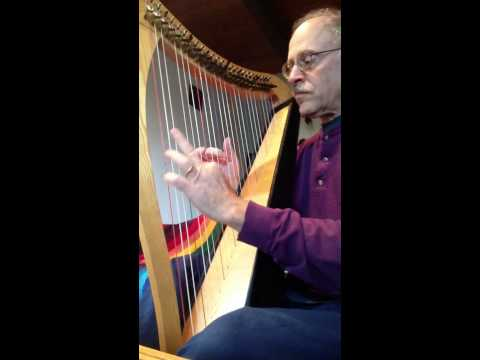 Dorian Mode Explained with Celtic Harp