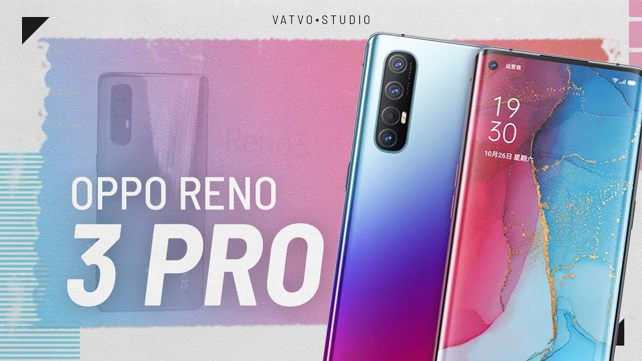Mở hộp OPPO Reno 3 Pro đầu tiên tại Việt Nam
