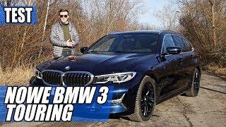 Test BMW 320d Touring G21  2.0 190 KM: Groźny konkurent - #297 Jazdy Próbne